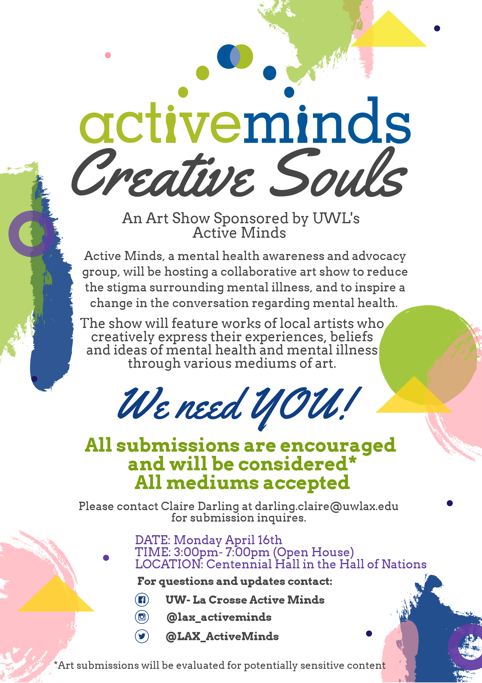 Announcement Article Archives The Mental Health Coalition Of The